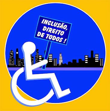 ACESSIBILIDADE DIREITO DE TODOS!