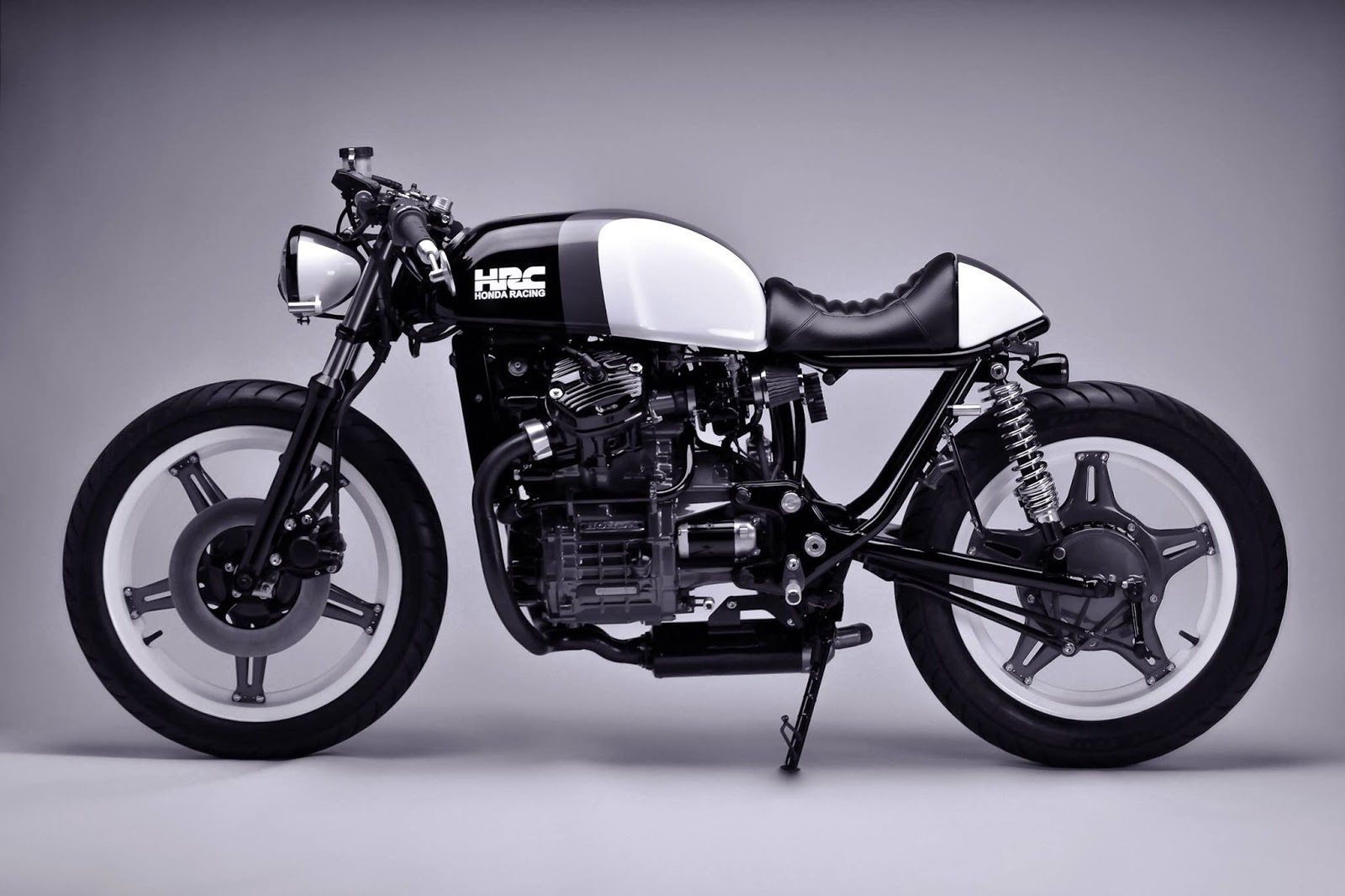 Racing Caf    Honda CX 500 by Kustom Research