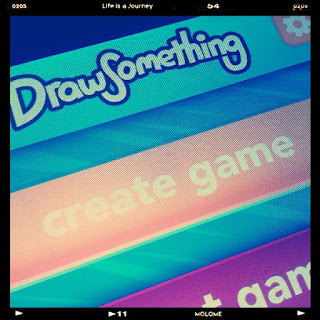 'Draw Something' Updated, now with Commenting, Sharing, Saving and more...