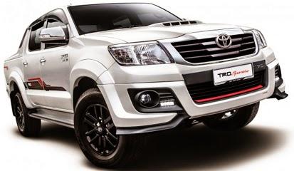 Toyota Hilux TRD Sportivo 2015
