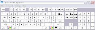blogbudaqdegil.blogspot Menampilkan Onscreen  Keyboard Pada Komputer Anda