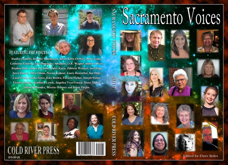SACRAMENTO VOICES RELEASE at SPC Sat. (9/30)