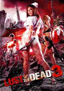 [PINKU] Rape Zombie: Lust of the Dead 3 (2013)