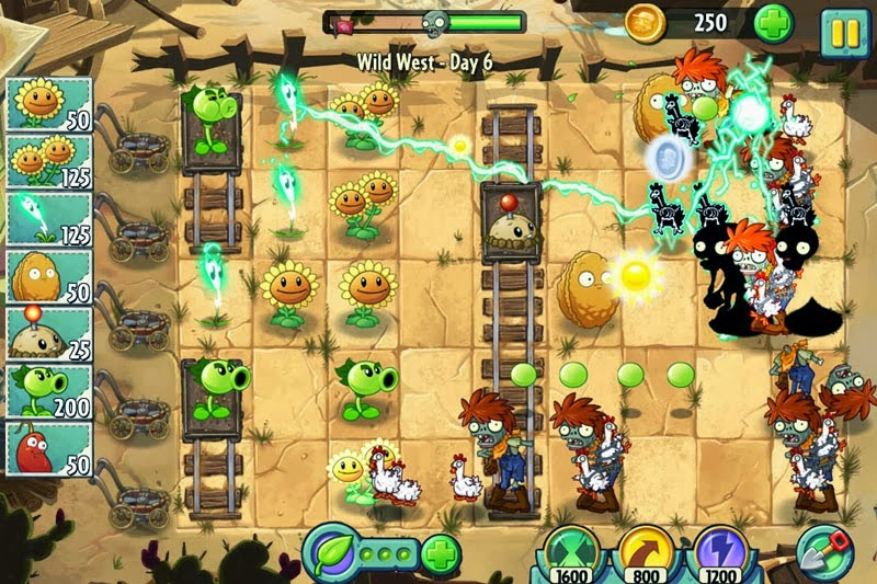 Plants vs. Zombies 2 2.2.2 MOD APK+DATA (Unlimited Coins, Gems)