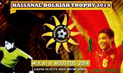 Hasil Skor Pertandingan Timnas Indonesia U-19 Di Hassanal Bolkiah Trophy 2014