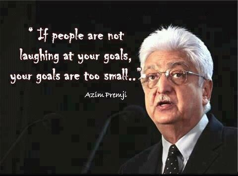 Azim Premji Quotes and Sayings