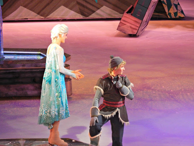 Frozen on Ice Photos
