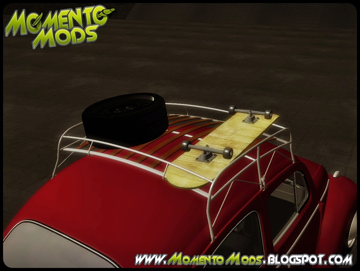 GTA SA - Volkswagen Fusca Beetle
