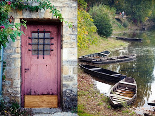 La Dordogne boats