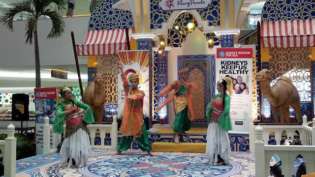 Majlis Amal Klang Parade