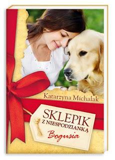 Katarzyna Michalak. Sklepik z niespodzianką.