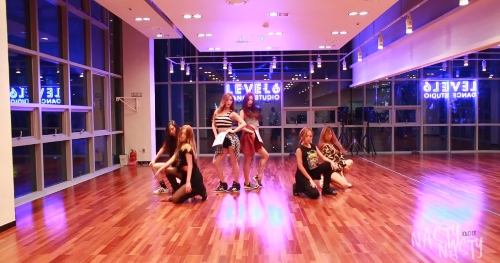 Nasty Nasty share a short clip of Kyungri and Sojin twerking in style ...