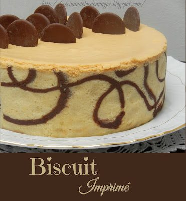 biscuit imprime