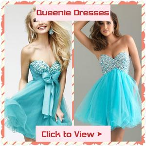 Queenieaustralia Short Formal Dresses