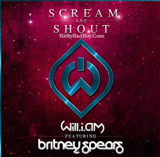 Britney Spears - Scream And Shout Lyrics