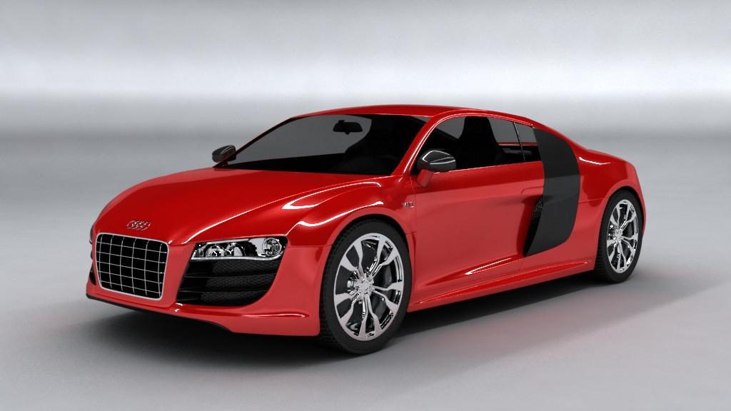 sports car: Audi Cars
