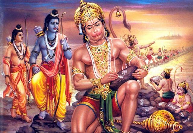 Shree Hanuman Pratyaksh Darshan Hetu Sadhna