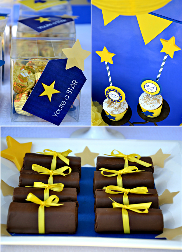 Graduation Party Ideas & FREE Party Printables | Party Ideas | Party ...