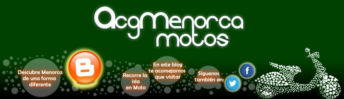 Acg Menorca Motos