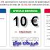 طريقة ربح 10 يورو عند تسجيلك في هذا الموقع (عرض محدود) سارع قبل انتهاء العرض