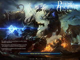 download map dota 6.78c