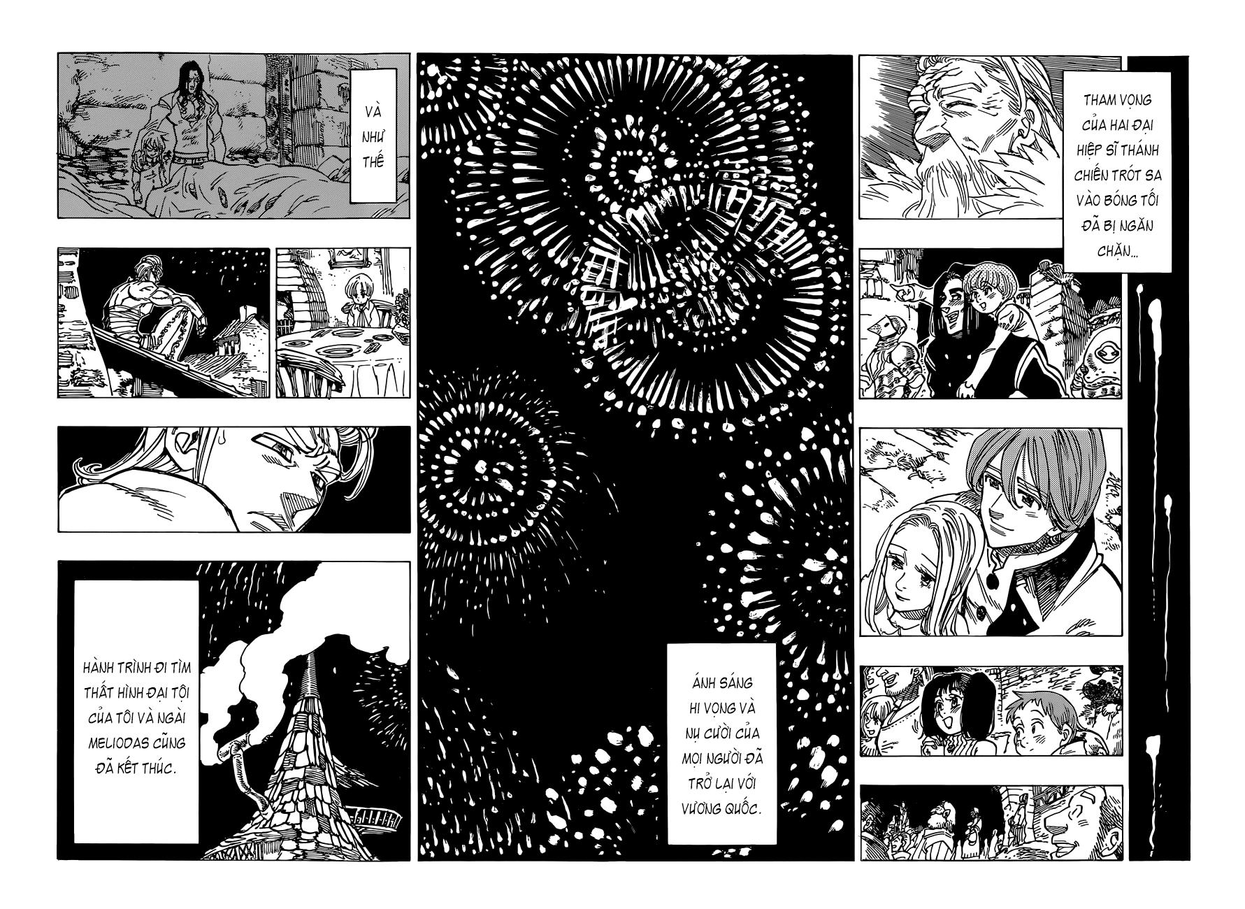 Nanatsu no Taizai - Thất Hình Đại Tội chap 103 page 9 - IZTruyenTranh.com