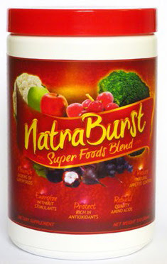 NatraBurst Giveaway