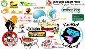 Macam-macam Komunitas Blogger Indonesia