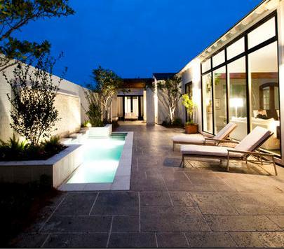 Fotos de terrazas terrazas y jardines marzo 2013 for Ideas de pisos para terrazas