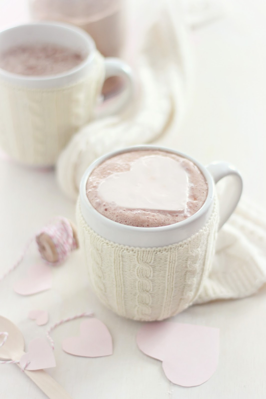 Valentines Roundup - Whipped Cream Heart