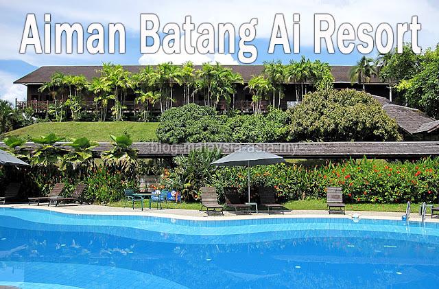 Aiman Batang Ai Resort Sarawak
