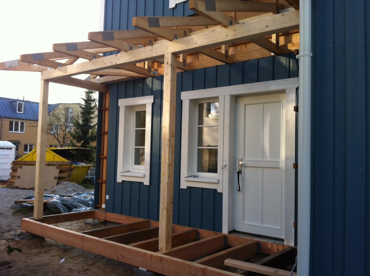 haus mit veranda bauen der sonnensegel beige beste. Black Bedroom Furniture Sets. Home Design Ideas