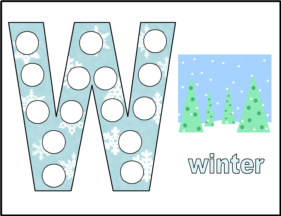 Winter Theme CD