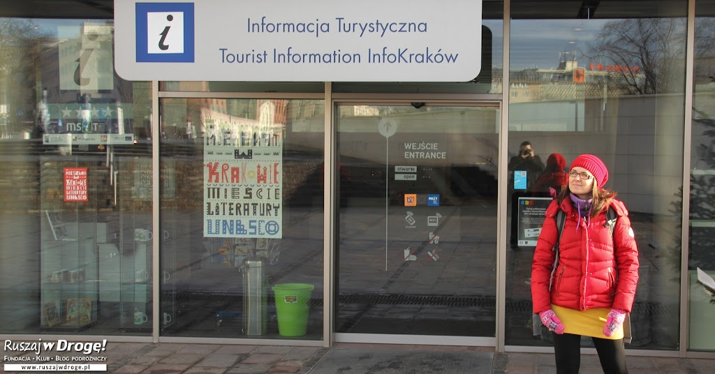 Informacja turystyczna - czy jest otwarta w weekend?