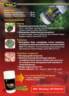 Herbastamin Produk Nasa