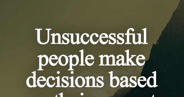 successful and an unsuccessful decision Neural correlates of successful and unsuccessful strategical mechanisms involved in uncertain decision-making julie giustiniani.