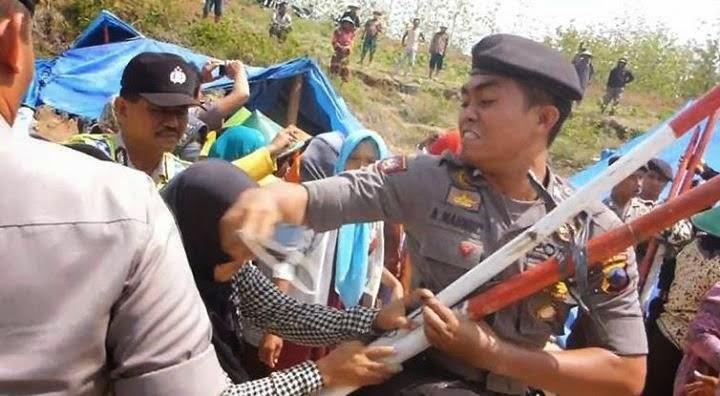 Petisi: Hentikan Operasi Pabrik Semen di Pegunungan Kendeng