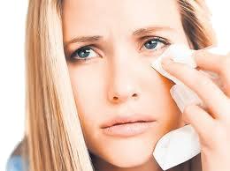 Solutii la indemana contra lacrimarii abundente