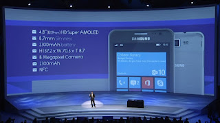 Introduction of Samsung ATIV S in Berlin
