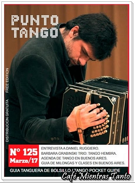 Punto Tango N° 125 - Marzo 2017