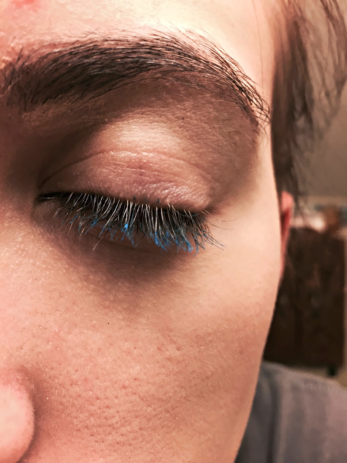 why-don't-we-go-there-blue-mascara