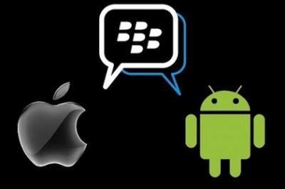 BBM disponible para iOS y Android
