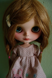 takara blythe doll custom niruko