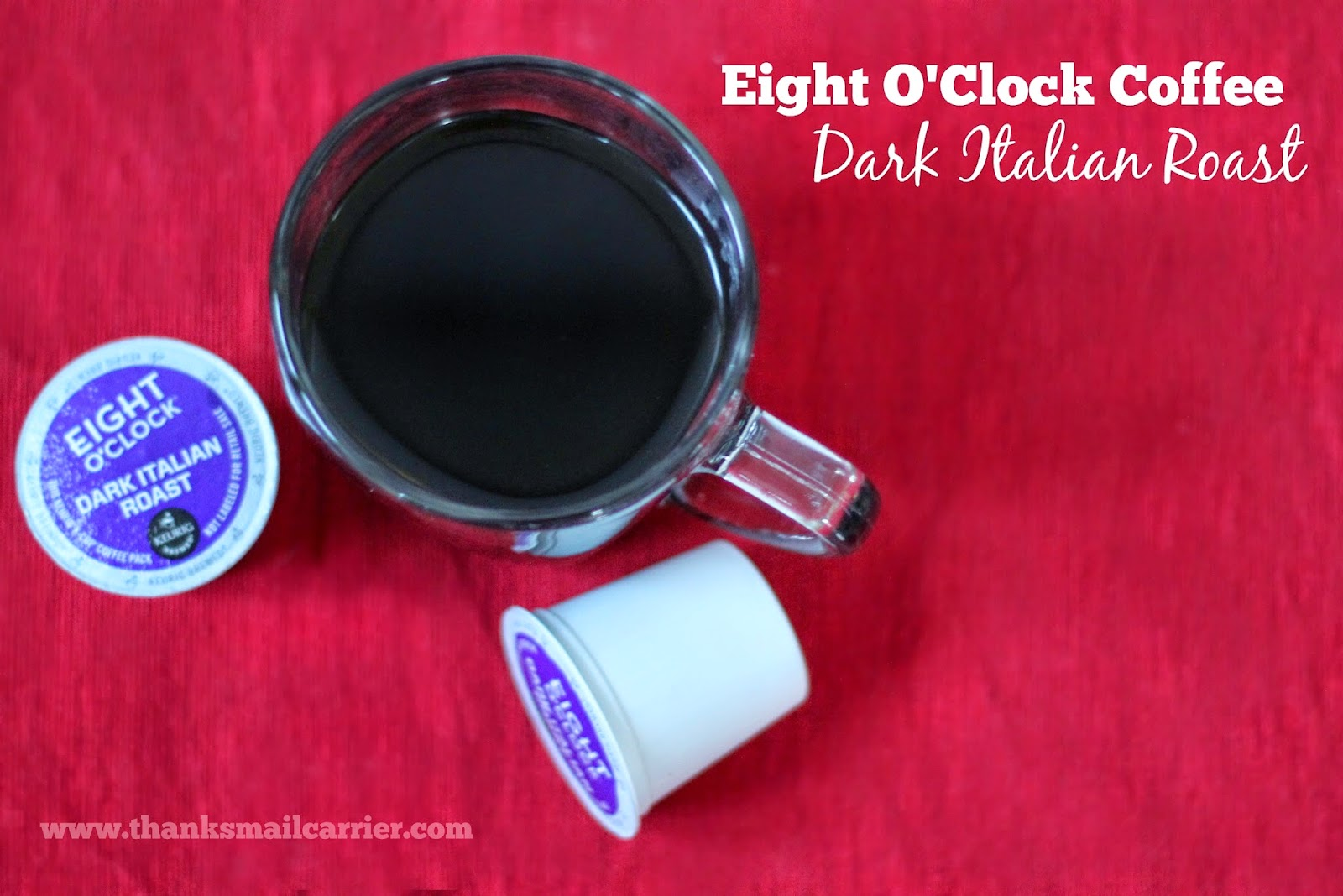 Eight O'Clock Dark Italian Roast