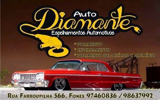 AUTO DIAMANTE POLIMENTOS AUTOMOTIVOS