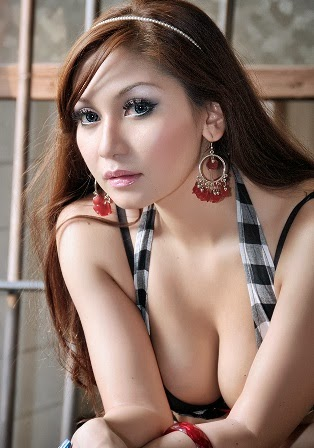 Baby Margaretha Model Seksi FaceMagz