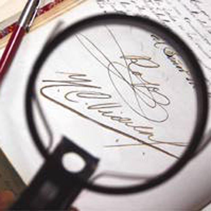 The World Of Handwriting Analysis