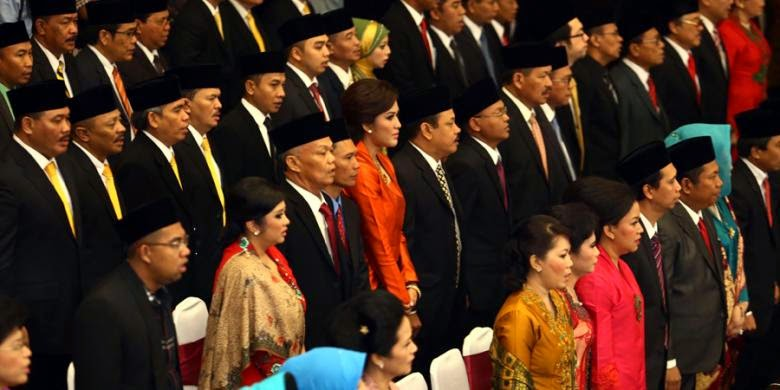 Pelantikan Fajar Sidik menjadi Anggota DPRD DKI JAKARTA 2014 - 2019.