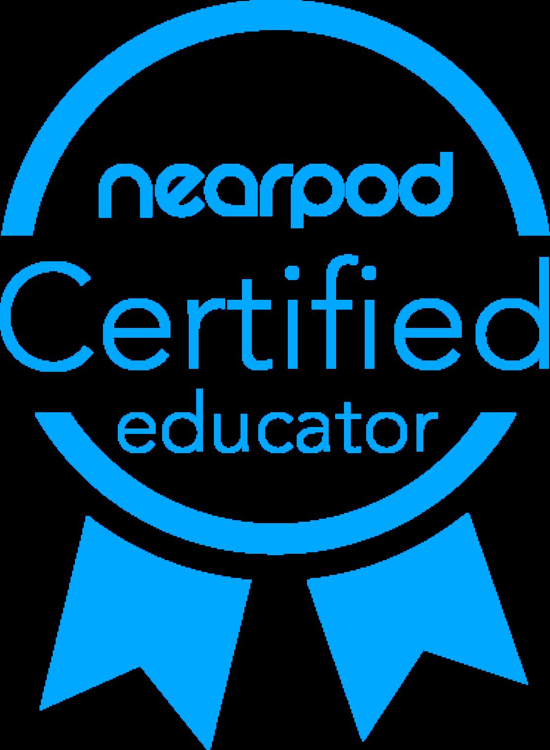 Nearpod Certified