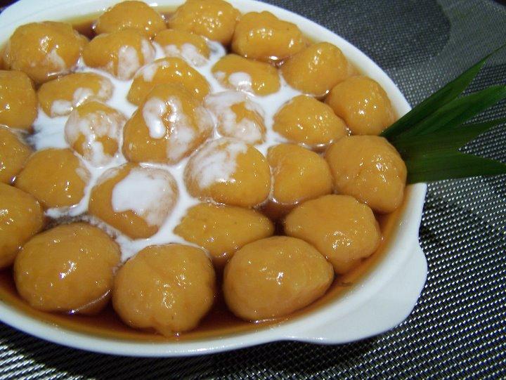 Resep Candil Labu Kuning
